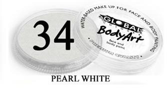 צבע לבן פנינה 32 גר מספר 34