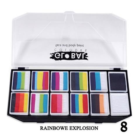 8- Rainbow-Explosion-פלטת קשתות 12 צבעים