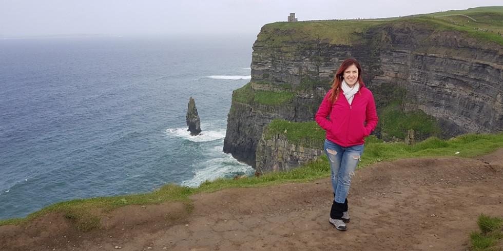 הרצאה על האיים הבריטים - סקוטלנד, אירלנד ואנגליה