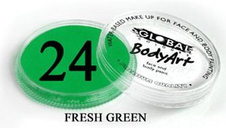 צבע ירוק בהיר 32 גר מספר 24