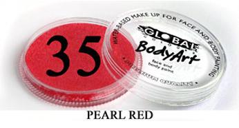 צבע אדום פנינה 32 גר מספר 35