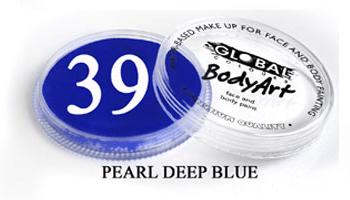 צבע פנינה כחול עמוק 32 גר מספר 39