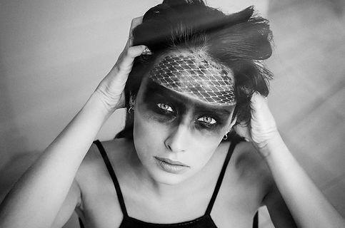 צילום: לילך אוזן דוגמנית: מאיה גאנור לטי אל וי מודלס