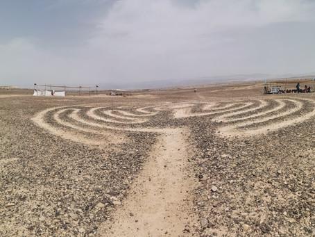 זורבה הבודהה אשרם במדבר-טקס קקאו.