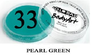 צבע ירוק פנינה 32 גר מספר 33