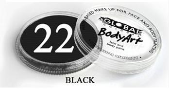 צבע שחור  32 גר מספר 22