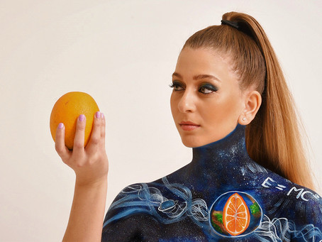 מה הקשר בין כדור הארץ, תפוז וקורונה? ולא, זה לא קשור לויטמין C