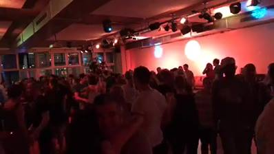Salsa festival Switzerland pre. party