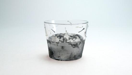 Grey Rock Glass