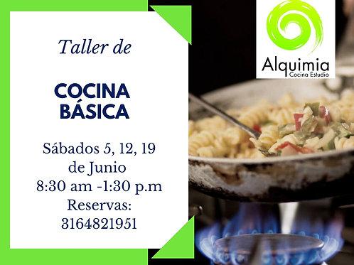 Cocina Basica