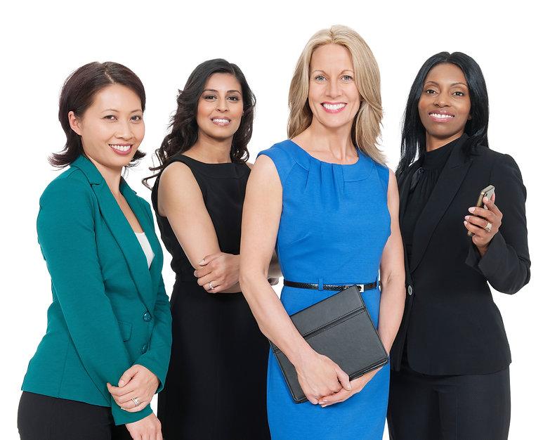 Professional women of Philadelphia