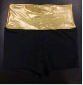 Two Tone Shimmer Pants