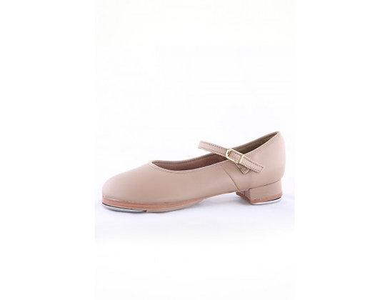 Slick Dancewear Leather Buckle Pro Tap Shoe