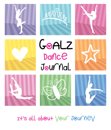Lucy Ellis Goalz Dance Journal