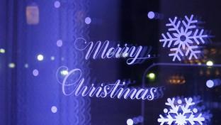 ...it's CHRISTMAS baby...