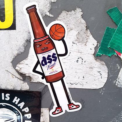 (C)ass Beer Sticker