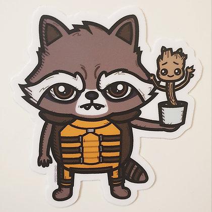 Greedy Raccoon