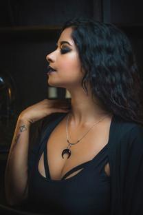 Model: Divya Anantharaman Photographer: Ze Castle (zecastle.com) Makeup: Daylin Laine