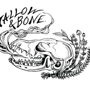 Identity design, Tallow & Bone (bath products)