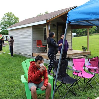 Tibetan Summer Camping 2017 in Canada