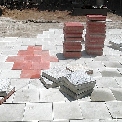 Flooring under DAAP Project