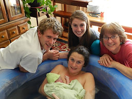 Homebirth with Family