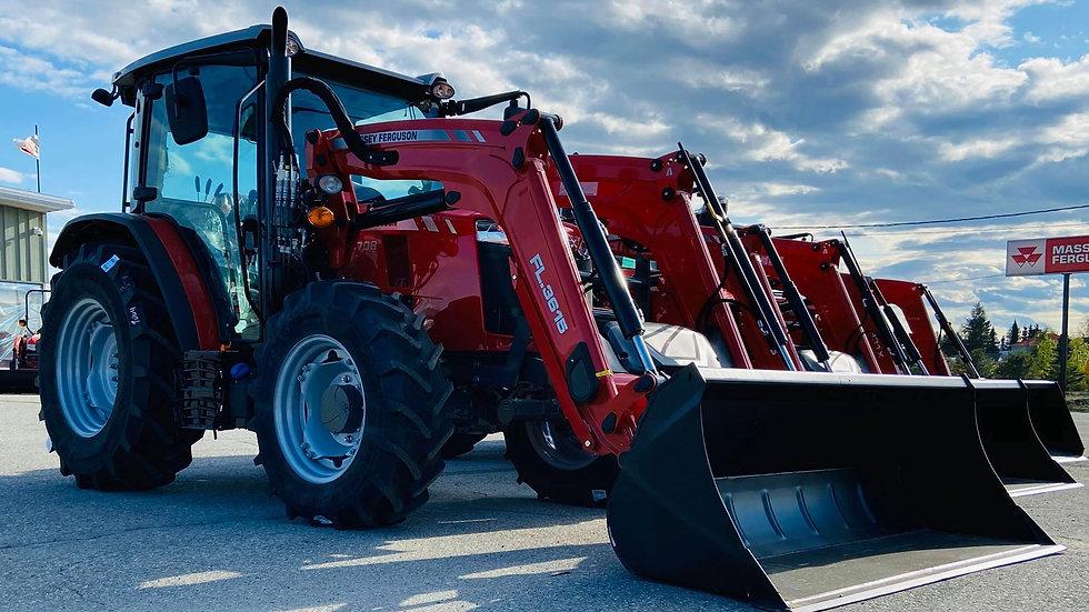 2020 Massey Ferguson 4708 Tractor