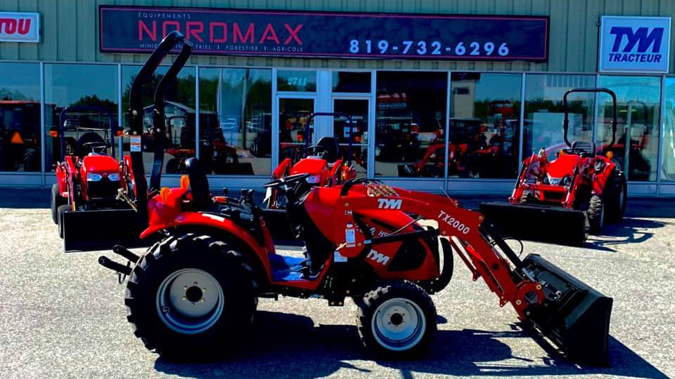 Tracteur Tym T264HST 2020