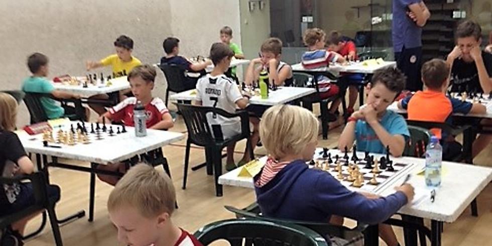 Activity-Camp inkl. 27. Activity-Cup U8-U14 (ELO-rated)