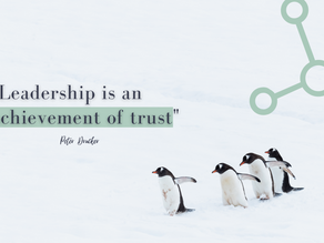 The importance of Trust for Organisational Wellbeing