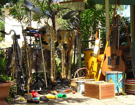 some-of-the-range-of-instruments-used-by