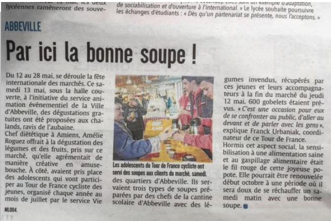 article courrier picard abbeville