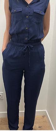 Combinaison pantalon marine