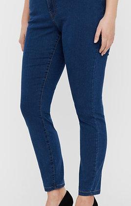 Jean taille haute curve