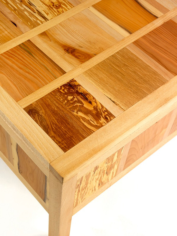 chest or coffee table detail