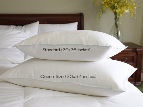 polyflex support is in a secure interior compartment and the pillow is filled with the softest premium duck feather and