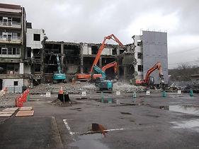 飯岡工業(株)は建物解体を福島、郡山、小野町、田村市、いわき市、相馬市、会津喜多方でしています。