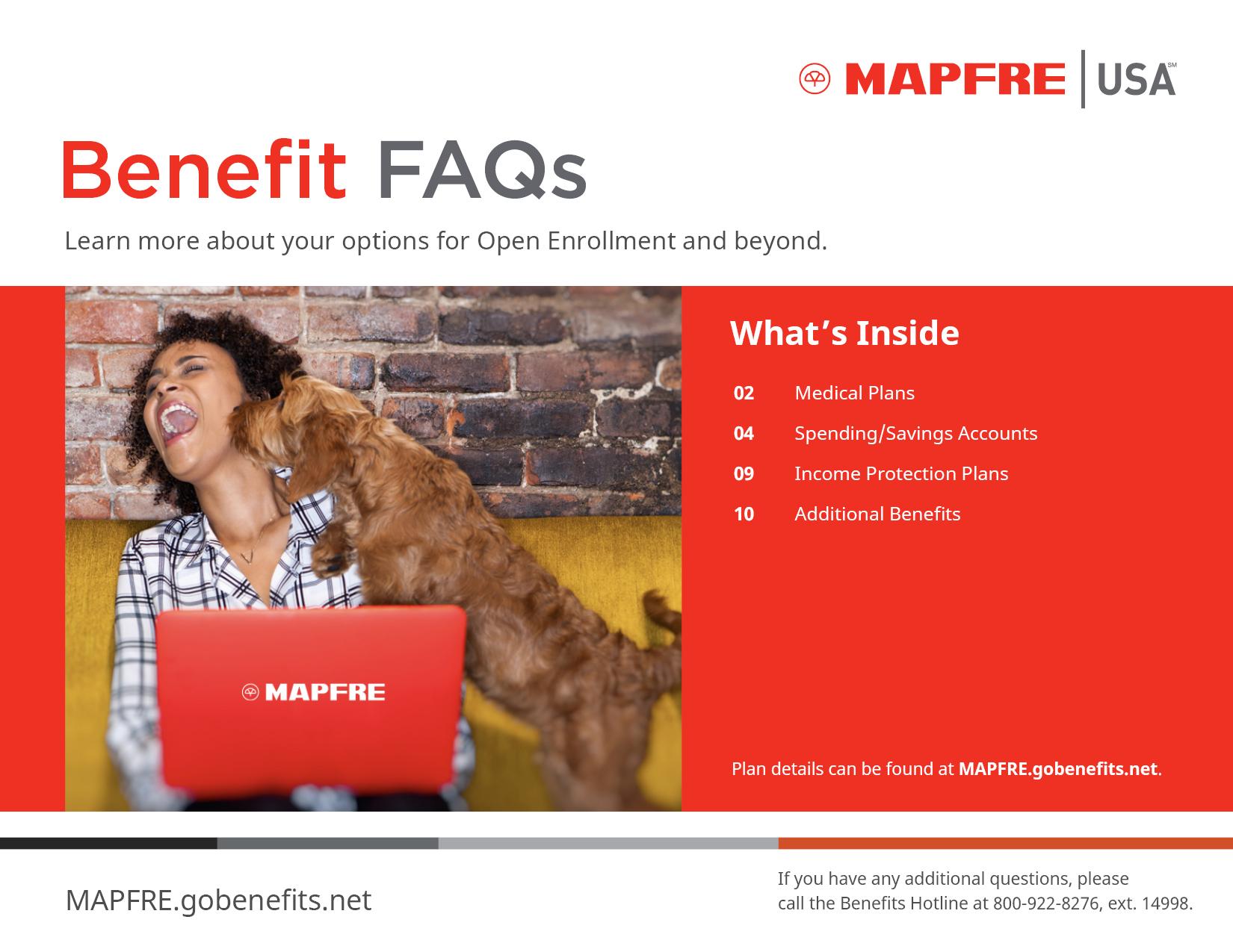 Mapfre FAQs