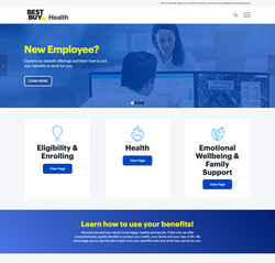 Best Buy Health Website