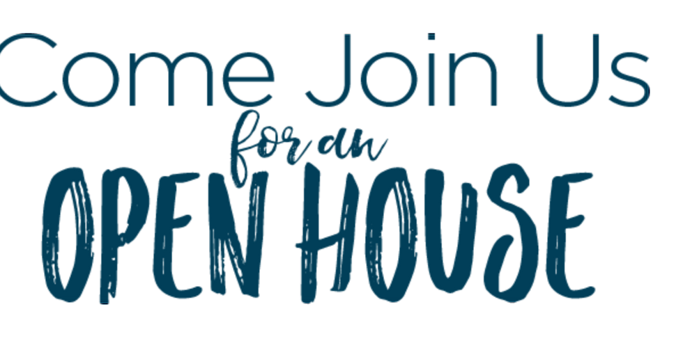 Open House and Airplane Rides!