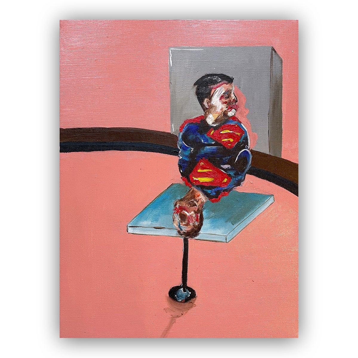 Clark Kent or Clark Can't