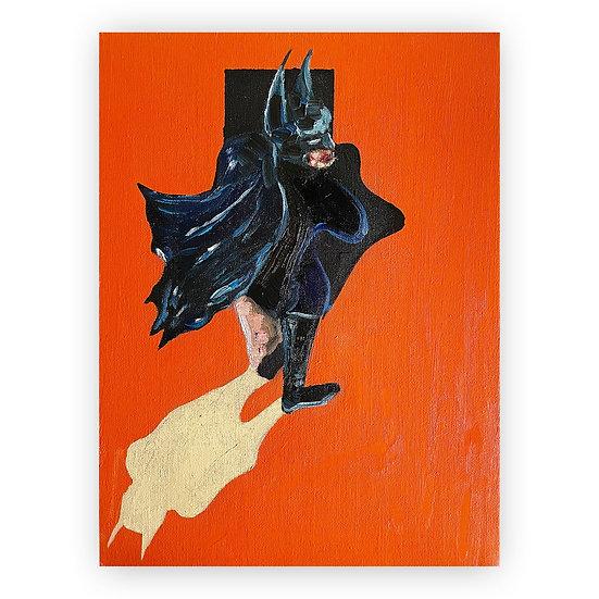 Lee Ellis - Bat Eats Bacon... or Vice Versa study