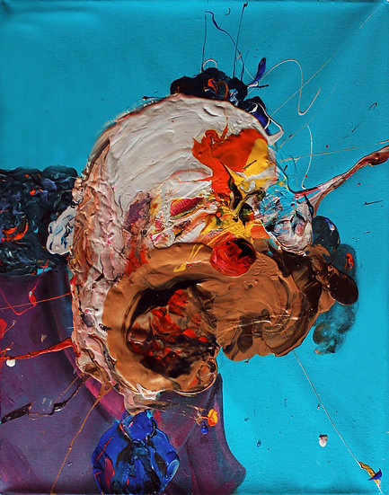 Anthony Rondinone - I Am Krusty