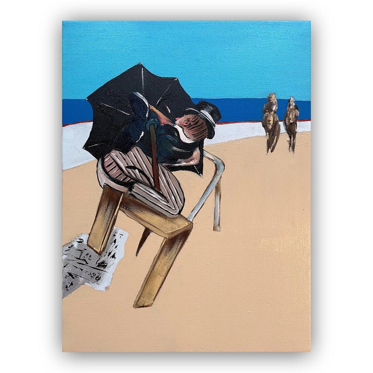 Beach Penguin