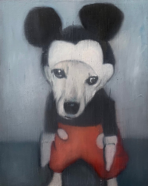 Tim Gatenby - Mick Doggy Dog