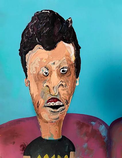 Anthony Rondinone - Butt-Head