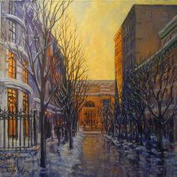 82nd Street Winter