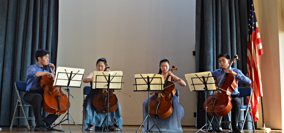 Ponticelli Musicians at the Big Picture Foundation