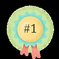 Badge del primo premio