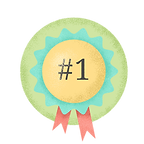 First Prize Badge